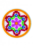 Hama Midi - podložka velký kruh