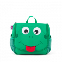 Affenzahn dětská kosmetická taštička  - Žabák Finn