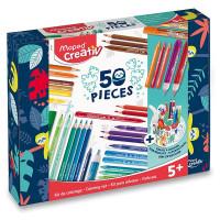 Výtvarný kufřík Maped Creativ 50 ks