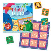 Loto - jednoduchá matematika