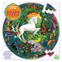 Puzzle - Jednorožec - 500 dílků