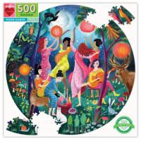 Puzzle - Měsíční tanec - 500 dílků