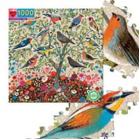 Puzzle - Zpěvní ptáci - 1000 dílků