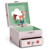 Hrací skříňka - Koloušek z lesa
