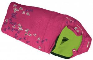 Dětský spací pytel PATROL LITE L - fuchsia