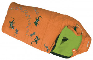 Dětský spací pytel PATROL LITE R - orange