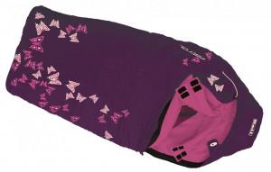Dětský spací pytel PATROL R - blueberry