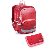 Školní batoh a penál Topgal BAZI 21003 G