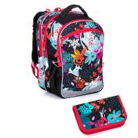 Školní batoh a penál Topgal COCO 21006 G