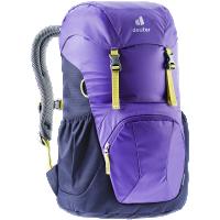 Dětský batoh Deuter, Junior violet-navy