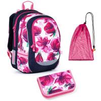 Školní set Topgal CODA 21009 G batoh + penál + pytlík na přezůvky