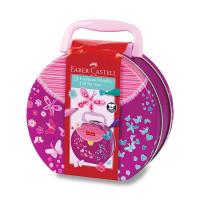 Dětské fixy Faber-Castell, Connector kabelka - 33 barev