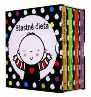 Knižnička - Prvé čiernobiele knižky pre bábätko