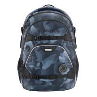 Školní batoh coocazoo ScaleRale, Grey Rocks, certifikát AGR