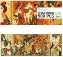 Puzzle – Záhrada jednorožcov – 500 dielikov