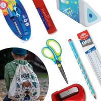 Balíček školních potřeb pro kluky praváky