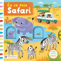Čo sa deje? Safari