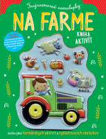 Na farme - kniha aktivít