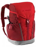 Dětský batoh Vaude Puck 10, mars red