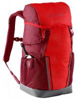 Dětský batoh Vaude Puck 14, mars red
