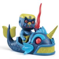 Arty Toys - pirát Terrible & Monstrum