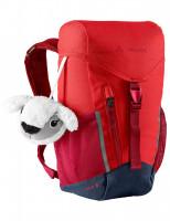 Dětský batoh Vaude Ayla 6, mars red