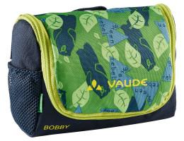 Dětská kosmetická taštička Vaude Bobby, parrot green/eclipse