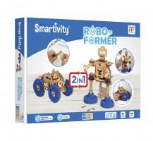 Smartivity - Roboauto 2v1