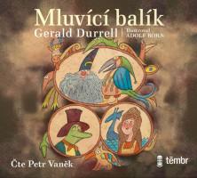 Mluvící balík - audiokniha CD MP3