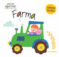 Látková knížka - Farma