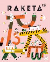 Časopis Raketa č. 28 - O psaní