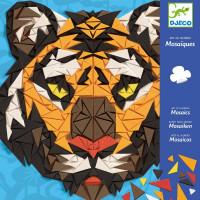 Mozaika - Tygr Khan