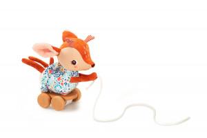 Lilliputiens - jelínek Stela - tahací hračka