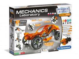 Mechanická laboratoř - Buggy - 10 modelů - 200 dílů