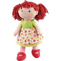 Textilní panenka Líza