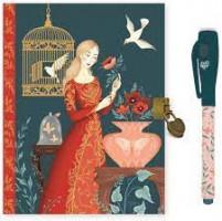 Tajný deník s magickým perem - Lisa - Sleva poškozený obal