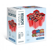 Organizér na puzzle - 6ks