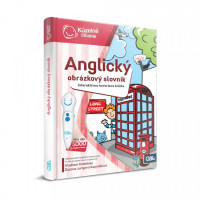 Kúzelné čítanie - Anglický obrázkový slovník