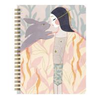 Spirálový zápisník - Izumi