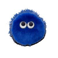 Ergobag Kletties - modrý plyš