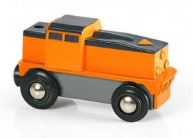 Brio - Elektrická nákladná lokomotíva