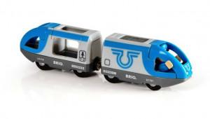 Brio - Elektrická vlaková súprava