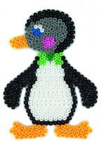 Hama Midi - podložka tučňák
