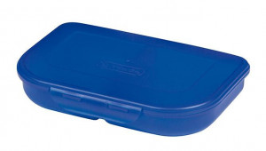 Svačinový modrý box - Herlitz