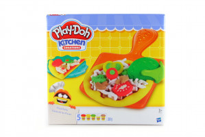 Play-Doh - Pizza párty
