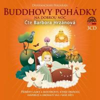 Buddhovy pohádky na dobrou noc  - audiokniha na 3CD