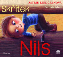 Skřítek Nils - CD Audio
