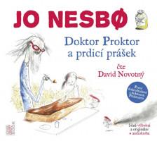 Doktor Proktor a prdicí prášek - audiokniha na CD