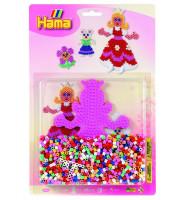 Hama Midi - princezna - 1100 ks