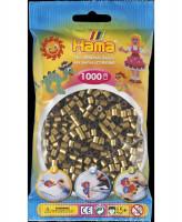 Hama Midi - korálky bronzové 1000 Ks